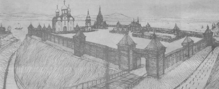 Вид-муромского-кремля.-Реконструкция-Н.-Беспалова